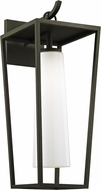 Troy B6353 Mission Beach Modern Black Exterior 9  Lighting Wall Sconce