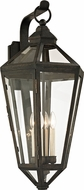 Troy B6374 Calabasas Traditional Bronze Outdoor 15  Wall Sconce Light