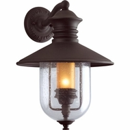Troy B9361NB Old Town Nautical Outdoor Wall Sconce - 12.5 inches wide