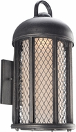 Troy BF4483 Signal Hill Hand Worked Iron Fluorescent Exterior Wall Lamp