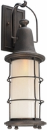 Troy BL4442 Maritime Hand Worked Iron LED Exterior Lamp Sconce