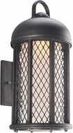 Troy BL4482 Signal Hill Hand Worked Iron LED Outdoor Lighting Wall Sconce