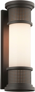 Troy BL4673 McQueen Solid Aluminum LED Outdoor Wall Sconce Light