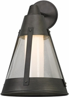 Troy BL5063 North Bay Graphite LED Outdoor Large Wall Mounted Lamp