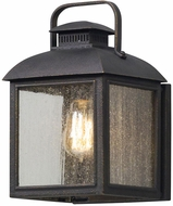 Troy BL5081 Chamberlain Traditional Vintage Bronze LED Exterior Small Wall Lighting