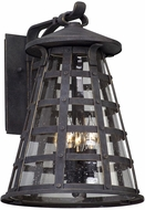 Troy BL5163 Benjamin Vintage Iron LED Outdoor Large Wall Lighting