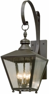 Troy BL5194 Mumford Bronze Exterior Extra Large Lighting Wall Sconce