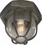 Troy CL3890 Acme Hand-Worked Iron LED Ceiling Light Fixture