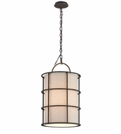 Troy F3914 Haven Liberty Rust Finish 25.5  Tall Ceiling Pendant Light