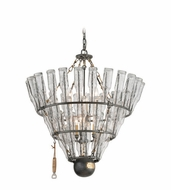 Troy F3946 121 Main Old Silver Finish 37.5  Tall Ceiling Chandelier