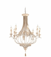 Troy F4036 Chaumont Traditional 28.5  Wide Chandelier Lamp