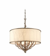 Troy F4108 Whitman 30.5  Wide Drum Pendant Hanging Light