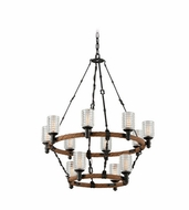 Troy F4158 Embarcadero 34.5  Tall Chandelier Lighting