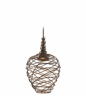 Troy F4185 Sanctuary Vintage 32.25  Tall LED Ceiling Pendant Light