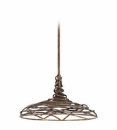 Troy F4187 Sanctuary Vintage 8.75  Tall LED Drop Lighting Fixture