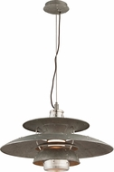 Troy F4735 Idlewild Hand Worked Iron And Aluminum LED 32  Pendant Lighting Fixture
