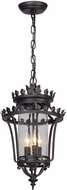 Troy F5137 Greystone Forged Iron Exterior Pendant Light Fixture