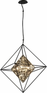 Troy F5325 Epic Contemporary Forged Iron Halogen Small Entryway Light Fixture