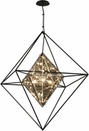 Troy F5327 Epic Contemporary Forged Iron Halogen Large Foyer Light Fixture
