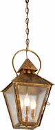 Troy F6587HBZ Allston Brass Chemical Exterior Hanging Pendant Lighting
