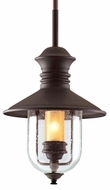 Troy F9363NB Old Town Nautical Outdoor Pendant Light - 12.5 inches wide