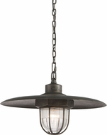 Troy FL3897 Acme Vintage Solid Aluminum LED Hanging Pendant Lighting