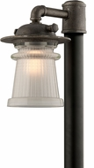 Troy P4355 Pearl Street Retro Solid Aluminum Exterior Post Lighting