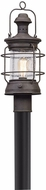 Troy P5055 Atkins Centenial Rust Outdoor Post Lighting