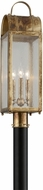 Troy P5094HB Bostonian Historic Brass Outdoor Lighting Post Light