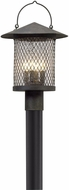 Troy P5175 Altamont French Iron Exterior Pole Lighting Fixture
