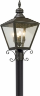 Troy P5195 Mumford Bronze Outdoor Post Lighting