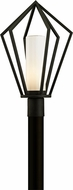 Troy P6345 Whitley Heights Modern Black Outdoor Post Lighting