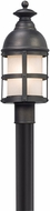 Troy PL5155 Webster Vintage Bronze LED Outdoor Lighting Post Light