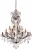 Urban Classic 1138G41RI-RC Elena Rustic Intent Chandelier Light