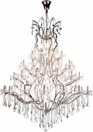 Urban Classic 1138G60PN-RC Elena Polished Nickel Chandelier Lighting