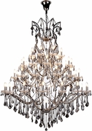 Urban Classic 1138G60PN-SS-RC Elena Polished Nickel Lighting Chandelier