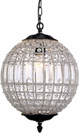 Urban Classic 1205D12DB-RC Olivia Dark Bronze Pendant Lighting