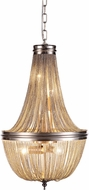 Urban Classic 1210D14PW Paloma Contemporary Pewter Entryway Light Fixture