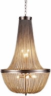 Urban Classic 1210D21PW Paloma Contemporary Pewter Entryway Light Fixture