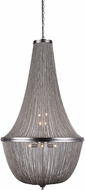 Urban Classic 1210D30PW Paloma Contemporary Pewter Foyer Light Fixture