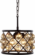 Urban Classic 1214D12MB-GT-RC Madison Mocha Brown Pendant Lamp