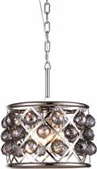 Urban Classic 1214D12PN-SS-RC Madison Polished Nickel Hanging Pendant Lighting