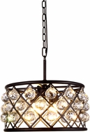 Urban Classic 1214D16MB-RC Madison Mocha Brown Pendant Hanging Light