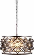 Urban Classic 1214D16PN-SS-RC Madison Polished Nickel Ceiling Light Pendant