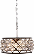 Urban Classic 1214D20PN-RC Madison Polished Nickel Pendant Light