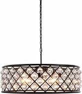 Urban Classic 1214D32MB-RC Madison Mocha Brown Pendant Hanging Light