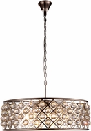 Urban Classic 1214D32PN-RC Madison Polished Nickel Drop Ceiling Lighting
