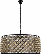 Urban Classic 1214G43MB-GT-RC Madison Mocha Brown Ceiling Pendant Light