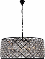 Urban Classic 1214G43MB-RC Madison Mocha Brown Drop Ceiling Light Fixture