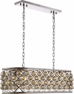 Urban Classic 1216G40PN-GT-RC Madison Polished Nickel Island Light Fixture